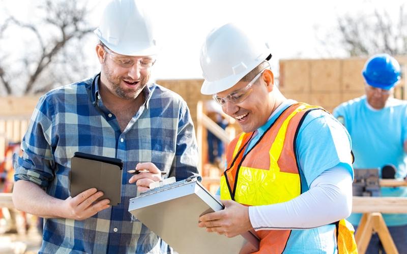 Építőipari tevékenységek